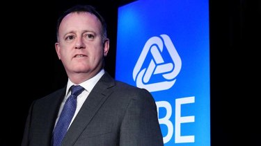 The tables have turned: QBE chief John Neal.