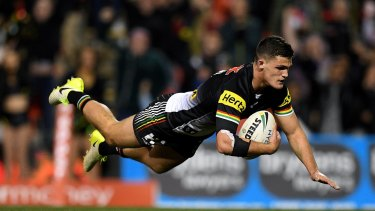 Nathan Cleary.
