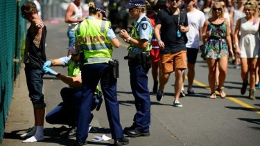 At the 2010 election, 1600 more police were promised.