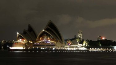 Contentious: Earth Hour.