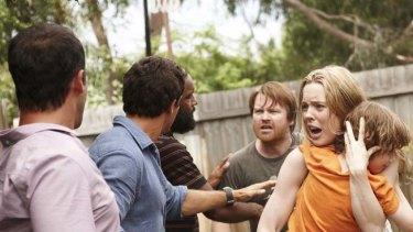 The Slap Melissa George as Rosie