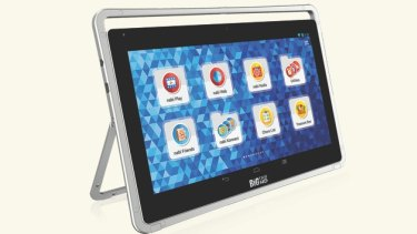 Gather 'round: Is the Big Tab the gadget to bring the family together?