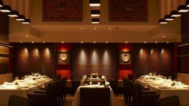 Shaun Hergatt's SHO restaurant.