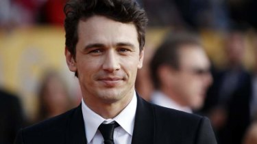 """""""Adults should be able to choose"""" ... James Franco champions depiction of sex in film."""