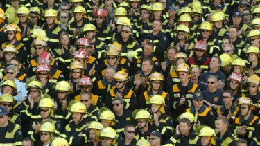 Documents obtained by the United Firefightingers Union reveal proposed cuts to the CFA and MFB.