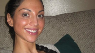 Murdered: Lisa Harnum.