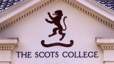 Protein providers: The Scots College gives protein powders and carbohydrate replacements to students.