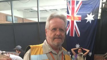 'We are doing our utmost to locate them and ensure their safety' ... Australia's Ambassador to Nepal, Glenn White, explains staff are still trying to help Australians missing in remote areas.