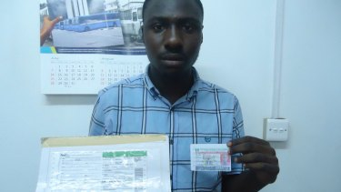 Nigerian scammer arrested over WA home fraud