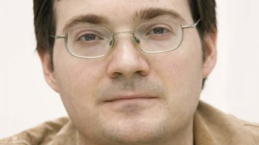 """My job is not to screw it up"" ... author Brandon Sanderson"