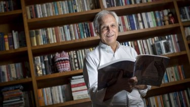 Mark Rubbo's bookselling career coincided with a nascent Australian publishing scene.