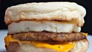 McDonald's introduced all-day breakfasts in October in the United States, allowing customers to tuck into its popular Egg McMuffins and Hash Browns any time of the day.