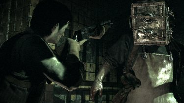 Playing it safe: <i>The Evil Within</i> is no step forward for the survival horror genre.