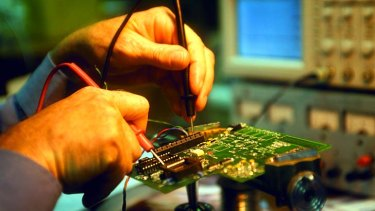 ICT research cuts ... the CSIRO will lose three more research positions.