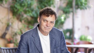 Graeme Simsion, author of the romantic comedy novels The Rosie Project and The Rosie Effect.