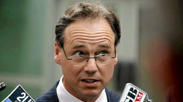 Confident: Greg Hunt has no doubts the policy can be introduced without legislation.