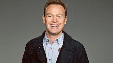 Refreshingly honest: Jason Donovan.
