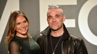 Robbie Williams and wife Ayda Field could soon welcome another child.
