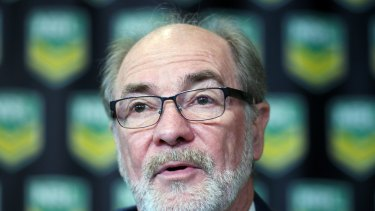 Outgoing ARLC chairman John Grant wants to stay on RLIF board