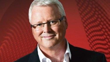 <i>Q&A</i> host Tony Jones has provided memorable moments this year.