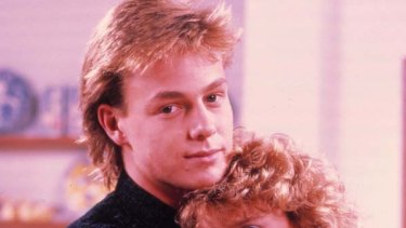 Switching channels ... Jason Donovan and Kylie Minogue played Scott and Charlene in Neighbours.
