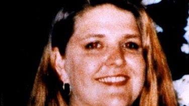 Murdered ... Jane Rimmer.