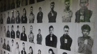 Tuol Sleng (now known as the Genocide Museum) was the scene of some of the most horrific abuses of Cambodia's Khmer Rouge regime.