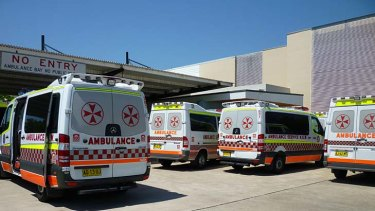 Ambulance Victoria are expecting an increase in trips for the elderly.