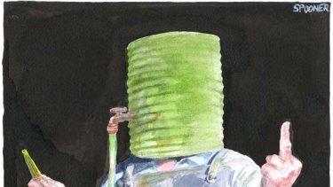 Illustration: Spooner