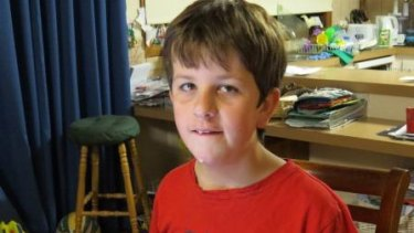 Luke Shambrook, 11, was last seen at the Candlebark Campground in Lake Eildon National Park on Friday.