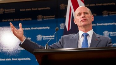 """""""This is a another system - another Labor decision - that we are now sorting out."""" - Campbell Newman."""