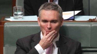 Embattled MP Craig Thomson.