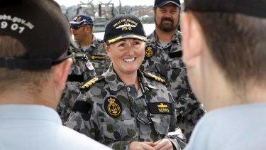 Captain Allison Norris