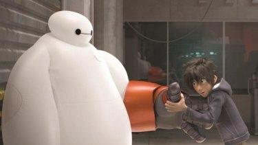 Robotics prodigy Hiro Hamada transforms his closest companion - a robot named Baymax - into a high-tech hero in <i>Big Hero 6</i>.