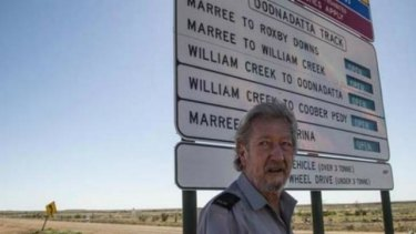 The grassroots campaign that worked: Michael Caton in <i>Last Cab to Darwin</i>.