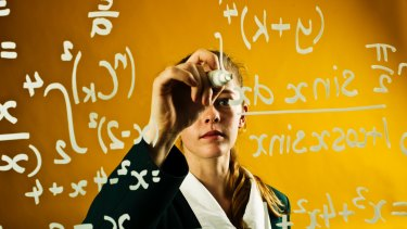 Australia's best and brightest  students are gearing up for the science and maths Olympiads.