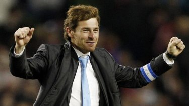 Chelsea's new manager ... 33 year-old Andre Villas-Boas.