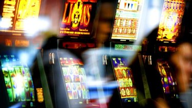 World of nightmares ... pokie profits subsidise the cost of meals and drinks.