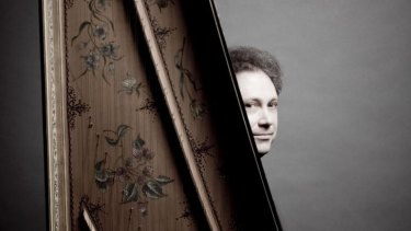 Richard Egarr was in his element in Haydn's Concerto for Keyboard in D major.
