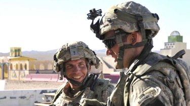 Afghanistan shooting ... accused soldier, Robert Bales (pictured left).