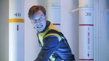 Michael Fassbender in X-Men: First Class.