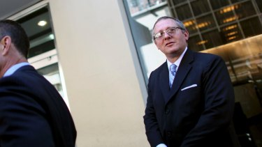 Michael Caputo, seen here in 2010, worked for the Trump presidential campaign from November 2015 to June 2016.
