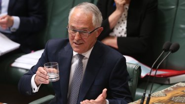 Stalemate: Staff in Malcolm Turnbull's department have rejected the latest enterprise agreement offer.