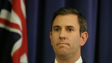 Shadow Finance Minister Jim Chalmers.