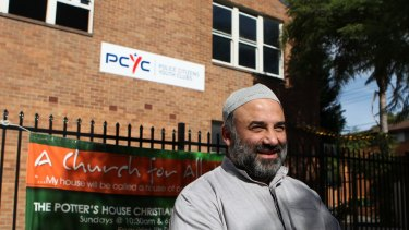 Islamic Friendship spokesman Keysar Trad says young Muslims in Australia feel persecuted.