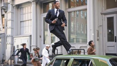 Will Smith: No longer the hottest A-lister in town.