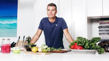 Attack: Pete Evans was the target of a 'character assassination' on <i>A Current Affair. </i>