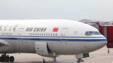 Air traffic over China is set to almost quadruple in the next two decades, making it the world's busiest market.
