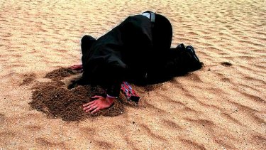Don't bury your head in the sand.