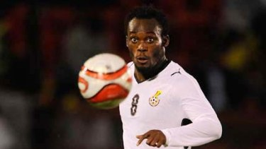 Michael Essien will be sorely missed by Ghana.